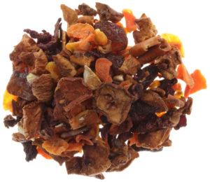 DieLoser Bio Früchtetee mit Apfel, Weinbeeren und Orange