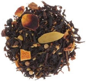 Loser Schwarzer Tee mit Mandeln