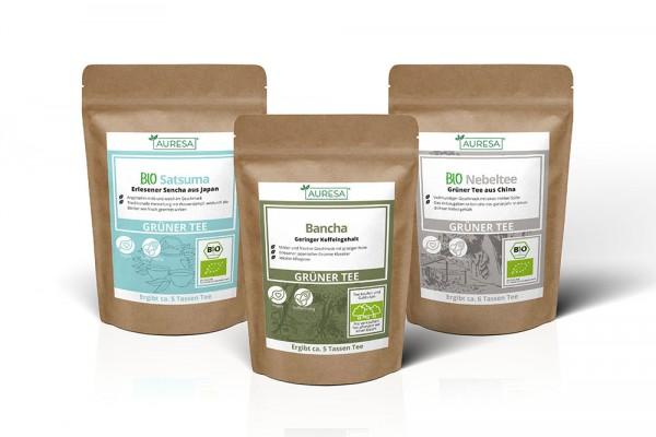 Einsteigerset Grüner Tee